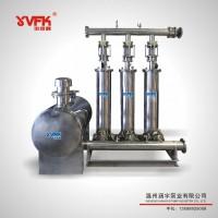 管中泵 二次加压供水设备 不锈钢静音管中泵