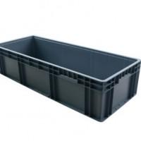 EU41023物流箱 筐周转箱塑料中转箱欧标汽配胶箱加厚