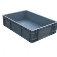EU46148物流箱 周转箱塑料汽配EU欧标周转筐塑胶加厚