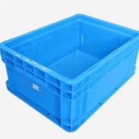 物流箱 EU物流中转收纳筐周转箱欧标汽配胶箱加厚