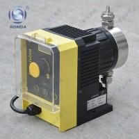 JLM电磁隔膜计量泵 耐腐蚀溶剂加药泵