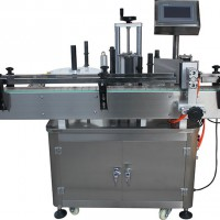 LM-DT全自动不干胶定位贴标机