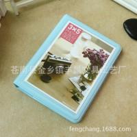 韩国大众糖果色DIY相册64页插页式拍立得相册定制批发