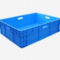 塑料周转箱宁波塑料周转箱浙江周转箱EU86230物流箱底
