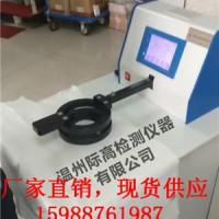 YG461E型滤布无纺布数字式透气量仪  全新高清彩色触摸屏