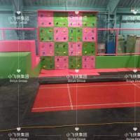 北京胜焰体育馆蹦蹦床室内儿童乐园网红抖音蹦床室内滑雪淘气堡