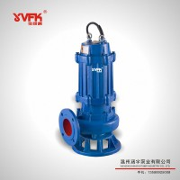 WQ系列无堵塞潜水排污泵