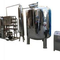 供应温州时产2吨4吨中空纤维超滤矿山泉水设备