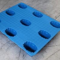 吹塑托盘 宁波塑料托盘 塑料托盘 1008吹塑九脚托盘
