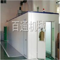 宁波喷砂房 机械回收式喷砂房 定制喷砂房 移动式喷砂房