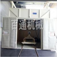 宁波厂家喷砂房 喷砂房价格 机械回收干式喷砂房 回收式喷砂房
