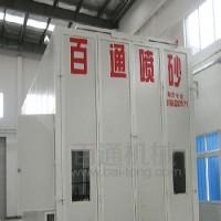 宁波喷砂房 喷砂房价格 机械回收式干喷砂房 回收式喷砂房