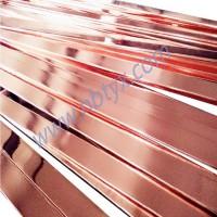铜包钢扁钢 厂家直销铜包钢扁钢