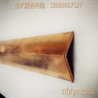 镀铜角钢 宁波镀铜角钢 专业生产镀铜角钢