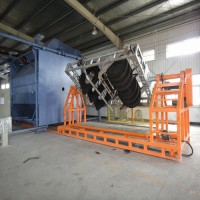 大型滚塑设备 滚塑设备厂家