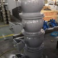 焊接旋球阀