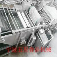 净菜加工设备线 茎类叶菜蔬菜加工设备 净菜加工设备