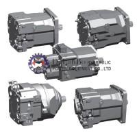 变量液压马达LINDE HMV165-02