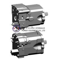 HMR165-02 LINDE高转速液压马达 旋挖钻机钻杆驱动装置