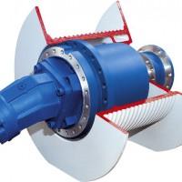 REXROTH力士乐GFT80W3B制动刹车功能的减速机