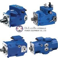 A6VM160规格系列的液压马达-液压 电控 功率 压力控制