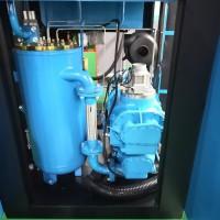 高端双级压缩螺杆空压机空气压缩机有品牌性价比极高75KW