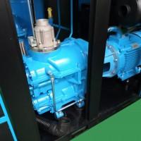 高端双级压缩螺杆空压机空气压缩机有品牌性价比极高55KW