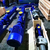 G25-4高压力螺杆泵厂家直销_高扬螺杆泵价格_螺杆泵定子