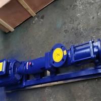 G型螺杆泵图片_螺杆泵型号_螺杆泵选型参数