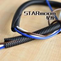 供应鹤岗双开口电缆套管管STM AD108JED开口软管