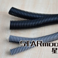衡水星摩AD41.9开口型尼龙双壁软管PA阻燃双开口波纹管