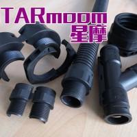 STM系列开口尼龙软管接头高温阻燃产品供应福莱通