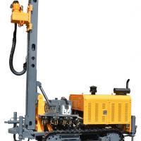 开山重工KW180Ⅲ型地热水井多功能钻车