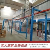 厂家专业制造涂装流水线设备工程 水洗网带输送线视觉