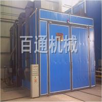 宁波喷砂房  机械回收式喷砂房 供应定制喷砂房