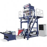 SS-GS-HDHL-4系列专业生产八折垃圾袋吹膜机