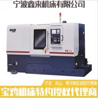 宝鸡机床数控机械加工模具汽摩数控机床 TC20高精度机床