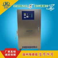温州海德能臭氧灭菌机发生器设备时产100克g不锈钢适合饮用水