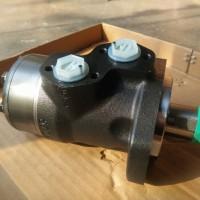 OMR液压马达带刹车制动功能如何选型