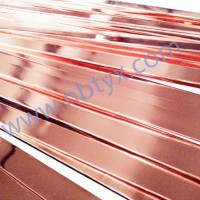 镀铜扁钢 专业生产镀铜扁钢