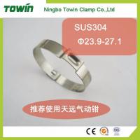 抗腐蚀性能符合DIN EN ISO9227标准的耳卡卡箍