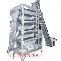 震动分级机 多层震动分级机 条形分级机