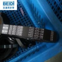 加宽橡胶同步带 多型号规格黑色环形橡胶同步带