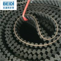 齿输送机同步带传送带 工业机械设备输送专用橡胶同步带