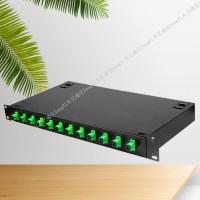 机架式光缆终端盒生产厂家 东亿12口24口48口光纤终端盒