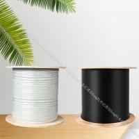 自承式皮线光缆厂家 东亿室内外1芯2芯4芯皮线光缆