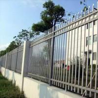 围墙护栏 PVC护栏 小区隔离防护围栏 塑钢防护栏