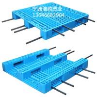 宁波吹塑托盘 塑料托盘 塑料栈板 1210川字网格