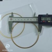 平垫圈黄铜超大非标尺寸生产厂家