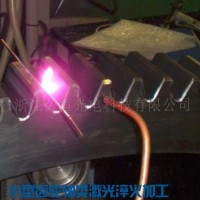久恒光电 小型齿轮轴类激光淬火加工 激光表面热处理 来料加工
